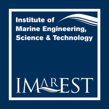 logo for Institute of Marine Engineering, Science and Technology