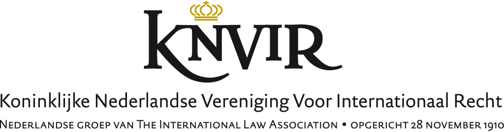 logo for Royal Netherlands Society of International Law