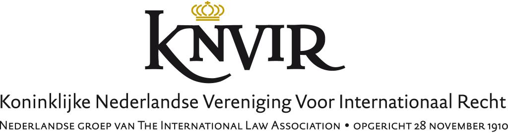 logo for Royal Netherlands Society of International Law