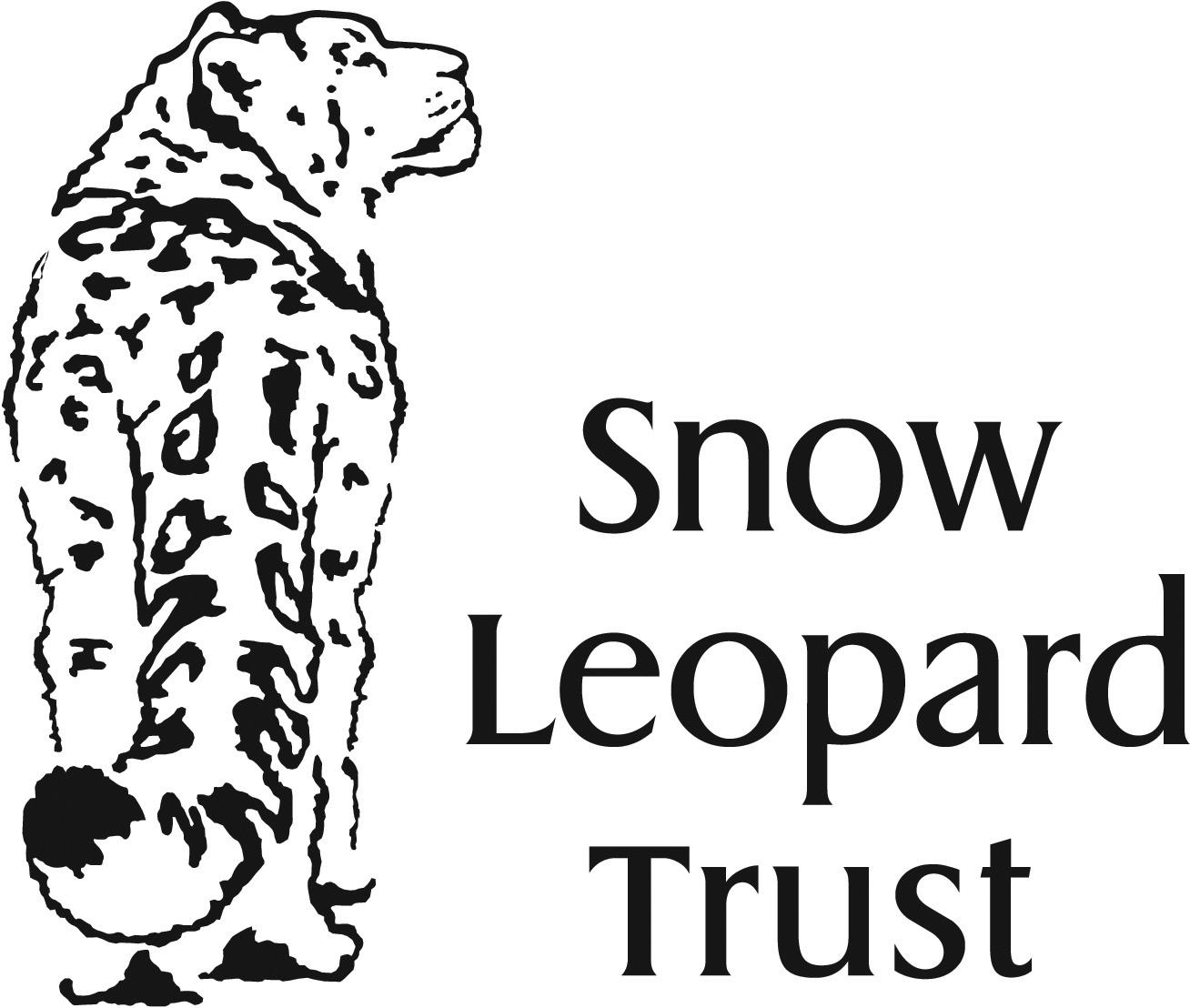 logo for International Snow Leopard Trust