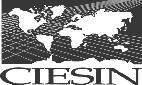 logo for Center for International Earth Science Information Network