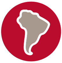 logo for South America Mission