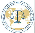 logo for Center for American and International Law