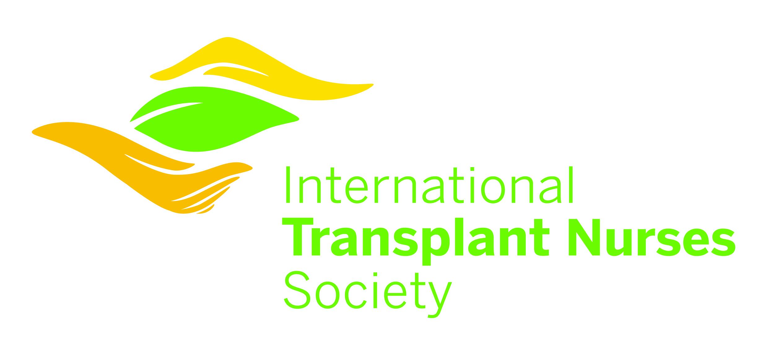 logo for International Transplant Nurses Society