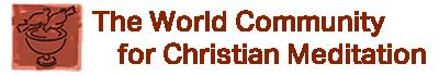 logo for World Community for Christian Meditation