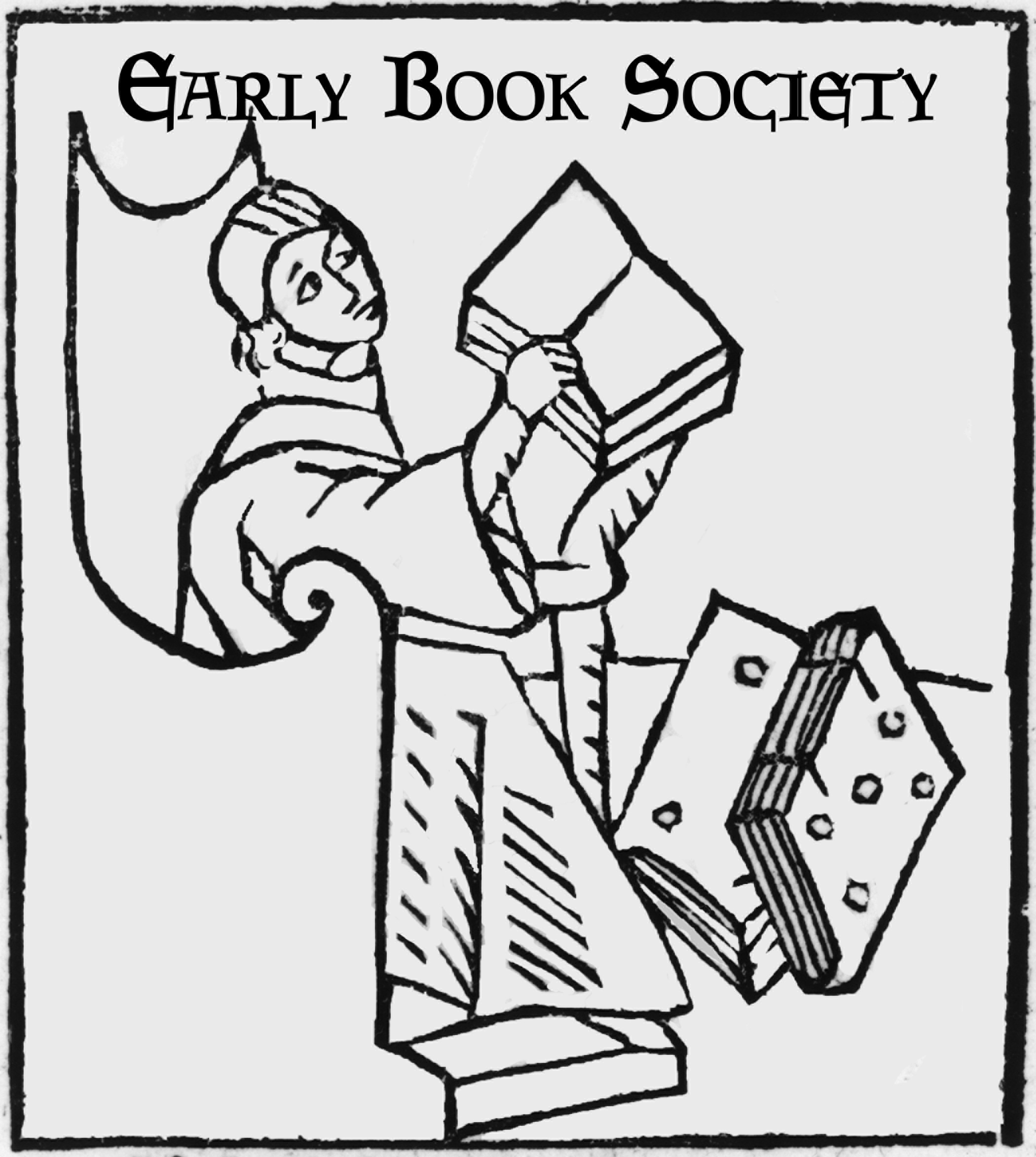 logo for Early Book Society