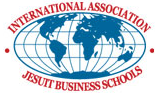 logo for International Association of Jesuit Business Schools