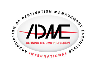 logo for Association of Destination Management Executives International