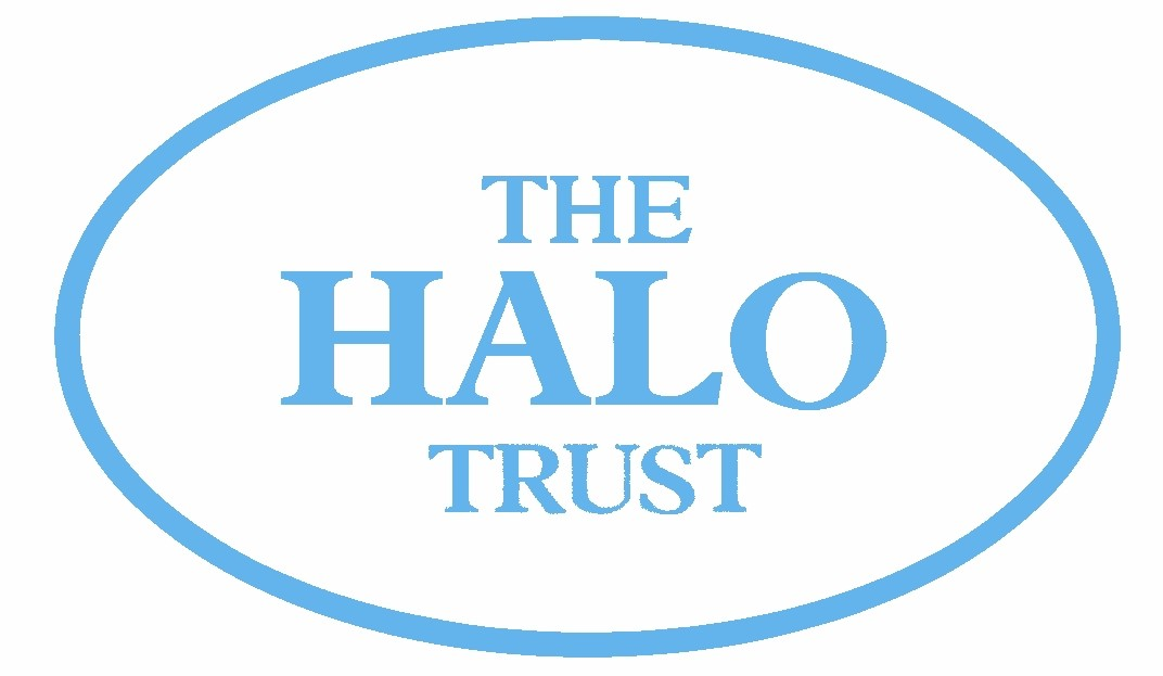 logo for HALO Trust