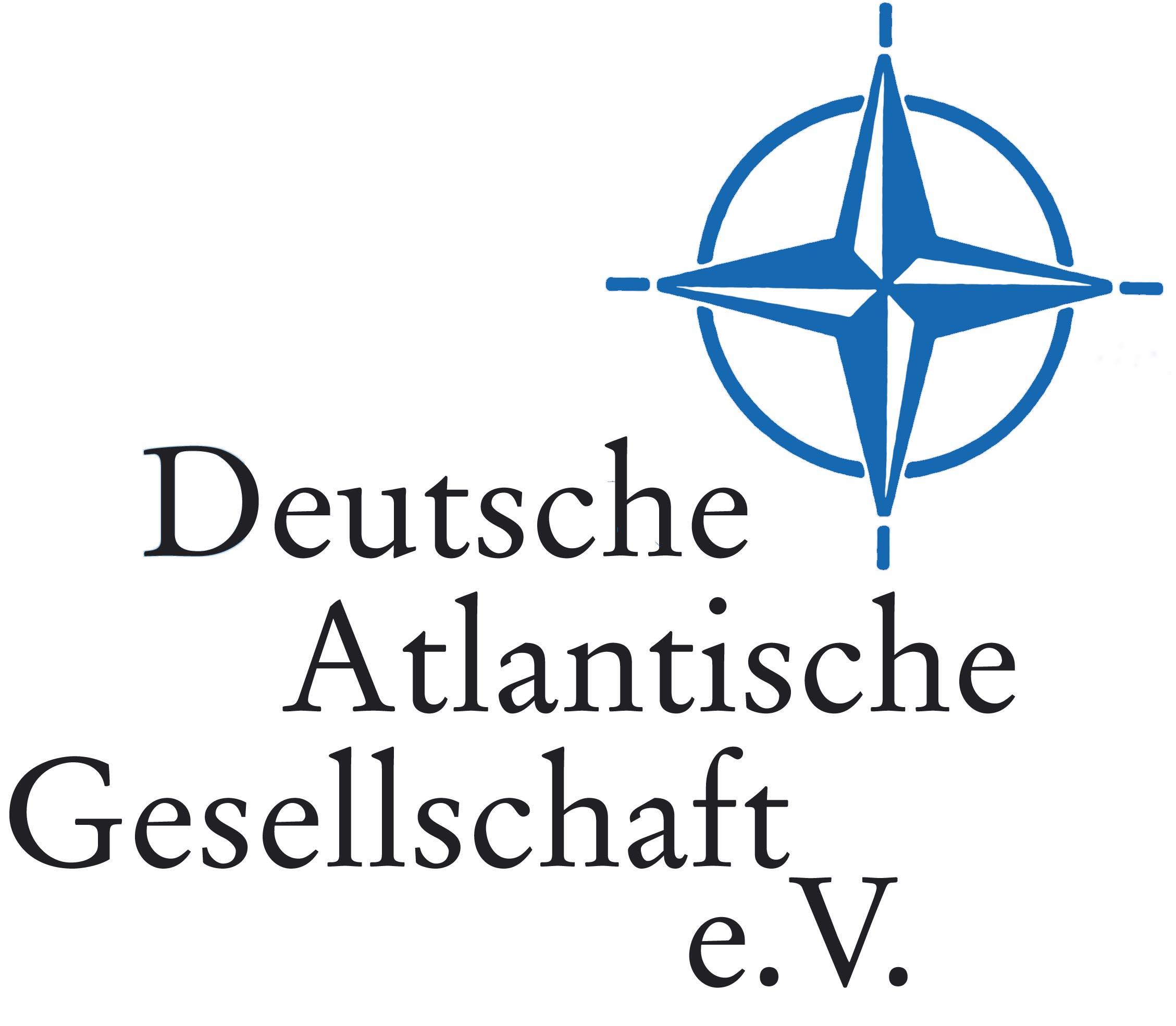 logo for Deutsche Atlantische Gesellschaft