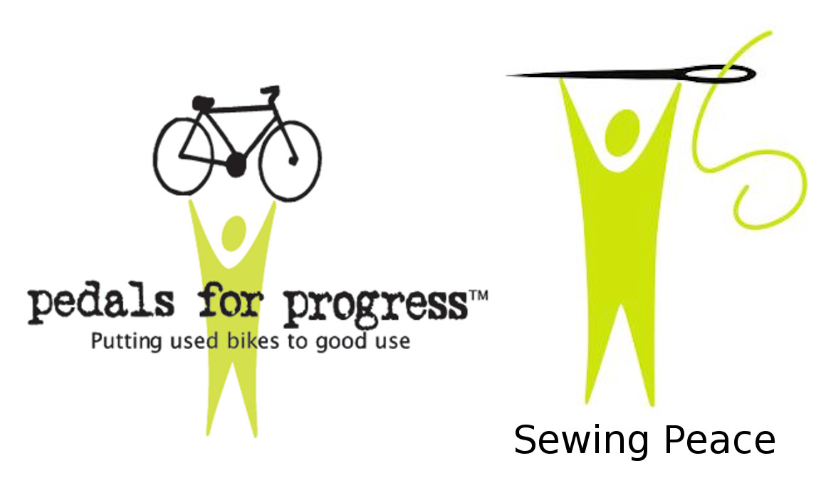 logo for Pedals for Progress