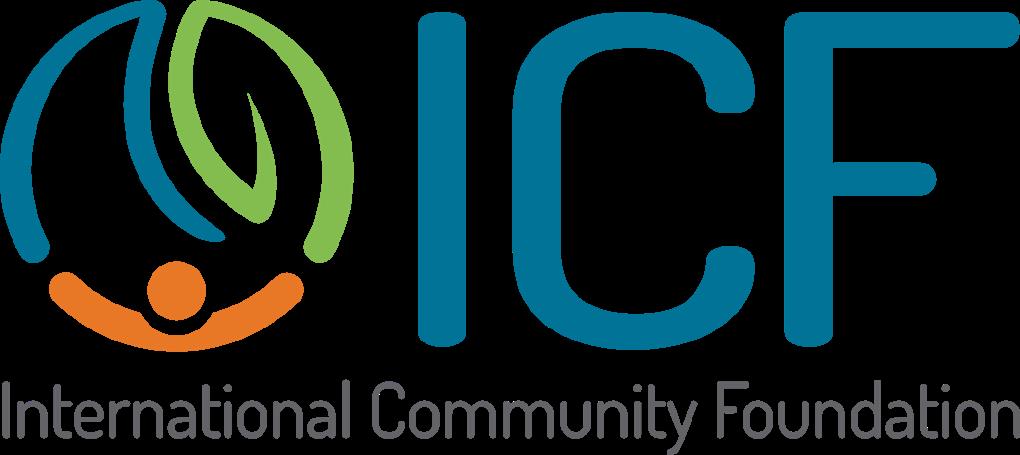 logo for International Community Foundation