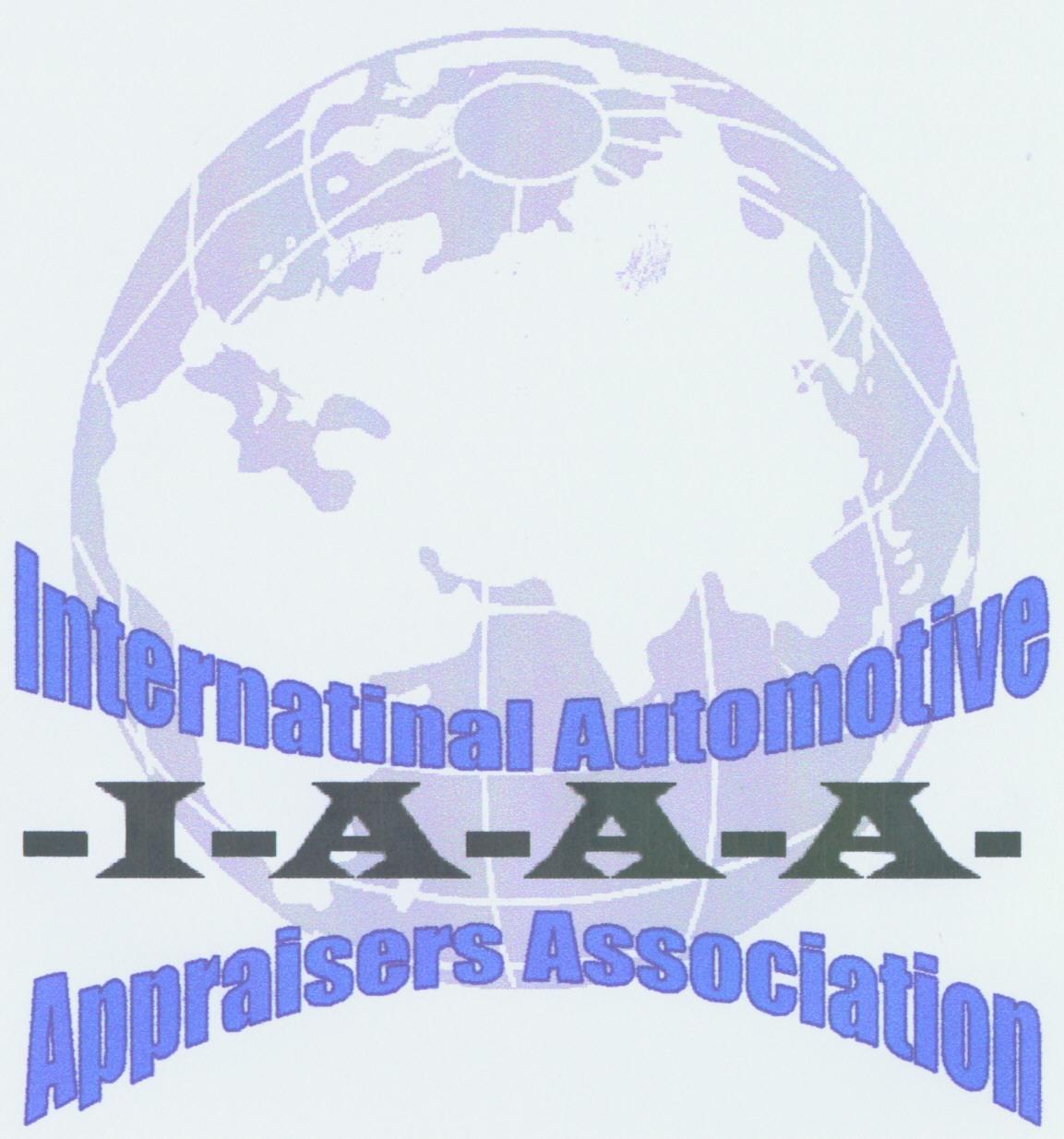 logo for International Automotive Appraisers Association