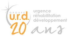 logo for Groupe urgence, réhabilitation et développement