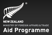 logo for New Zealand Ministry of Foreign Affairs and Trade - New Zealand Aid Programme