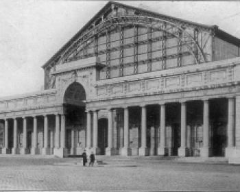 Palais du Cinquantenaire